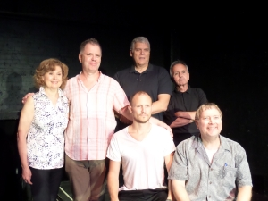 Donna Lee Michaels, Gerald vanHeerden, Drew Valins, Bill Rogers, Trip Plymale, Eric Kuzmuk